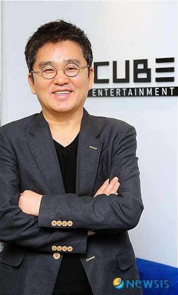 Cube Entertainment's Hong Seung Sung