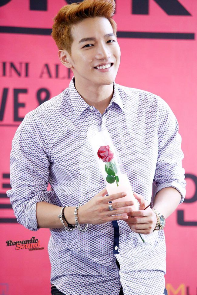 Jun.K is 28 years old but has not had a single dating scandal!