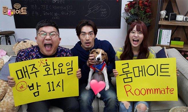 【收視率總結: 2014/11/25(二)】《Roommate》轉戰周二 首播收視低迷