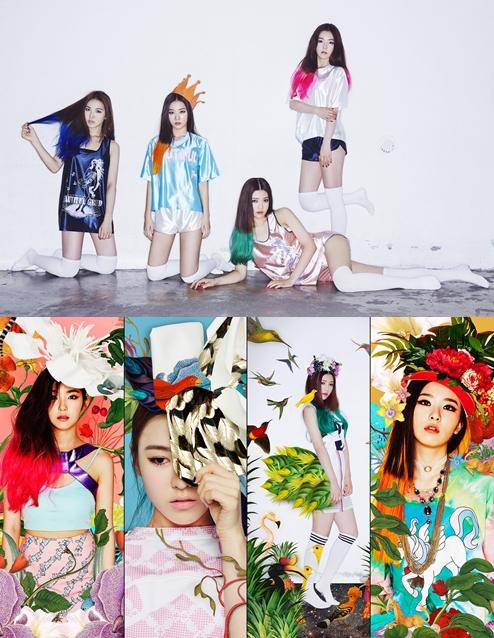 SM娛樂新女團Red Velvet實力堅強 曾與Henry合作引關注