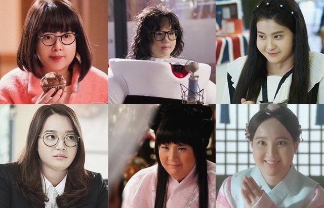 縮圖) 特殊化妝專題 (來源:KBS、SBS)