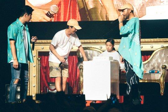 Haru EPIK HIGH 演唱會 Tablo 慶生