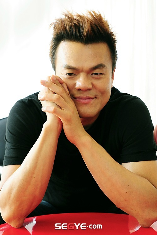 JYP Entertainment J.Y. Park