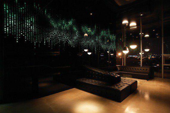 YG Entertainment's resting hallway. / Instiz