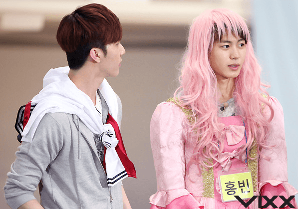 穿著粉红色衣服比女生更好看的13