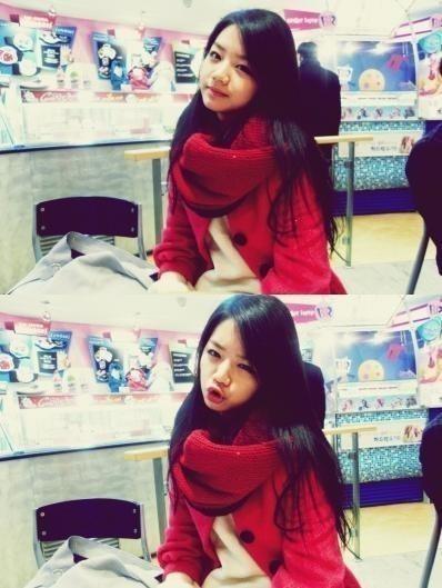 Girl′s Day惠利自爆17歲舊照 稚嫩的臉龐活潑可愛