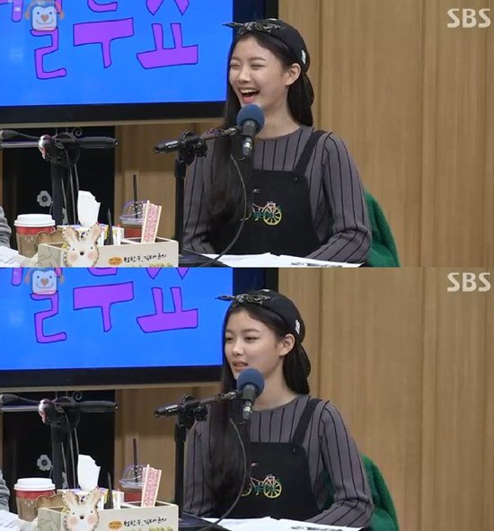 金裕貞自爆喜歡Bobby EXO伯賢、SUHO拿她開玩笑