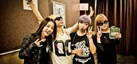 2NE1將不會參加今年年底的所有音樂頒獎典禮