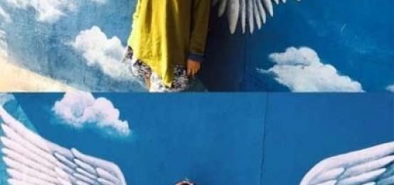 謊言遊戲金素恩變身天使