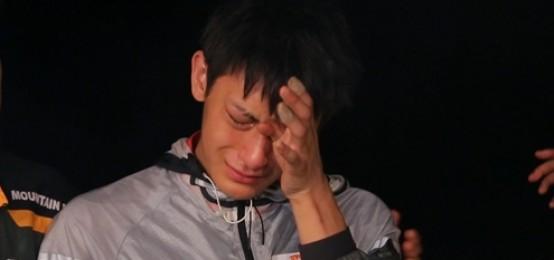 TAO哭得淅瀝嘩啦 捨不得離開叢林夥伴