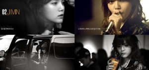 AOA智珉當選咖啡廣告模特 拍攝前還在練習Rap?
