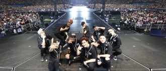 只有EXO能超越EXO! 唱片年銷破213萬