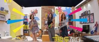 【影片】Wonder Girls拿玩具樂器演唱《Today′s Room》,