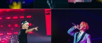 BIGBANG新加坡演唱會盛況落幕,2萬歌迷陷入狂熱!