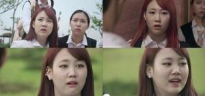 K-Pop冠軍朴智敏變身不良少女,「無數耳洞+蘇子葉頭」