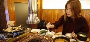 SISTAR昭宥變身吃貨 「一人吃兩人份的小腸?」