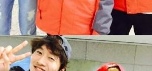 南智賢公開與李光洙-金鐘國認證照 「下次也請多多關照!」