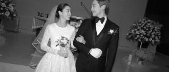 金泰希-Rain甜蜜婚禮結束 朴振英演唱祝歌+李荷妮獲得捧花