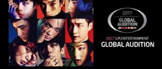 SM娛樂辦全球選秀活動 將在6個國家舉行
