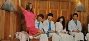 雪炫,「拍戲時跟李敏鎬親近了許多,現在又……」