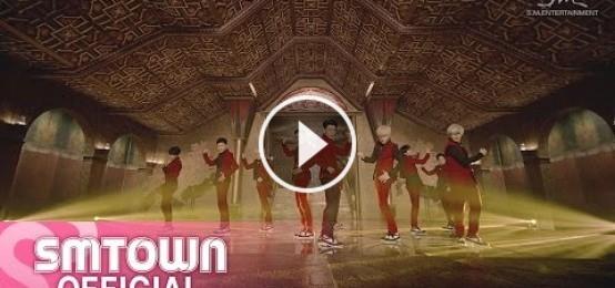 【新歌MV預告 #2】Super Junior - MAMACITA