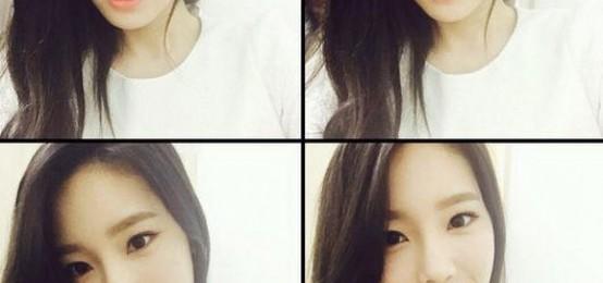 泰妍4種自拍光彩奪目忙內徐賢驚艷入鏡