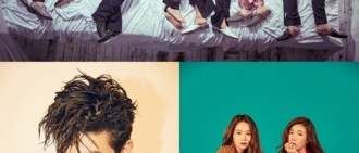 《MCD》今日陣容公開 SE7EN Davichi等華麗回歸