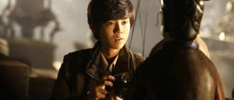 《盜墓筆記》開播在即鹿晗疑似被合作演員黑 工作室發聲明