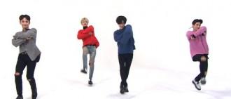 《週偶》SHINee挑戰「雙倍快速舞蹈」 展驚人舞蹈實力