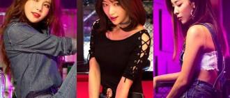 頌樂、Hani、Luna 合作曲宣傳照公開