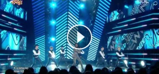 [Music Core] 周覓 - Rewind (feat. f(x) Amber)