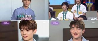 珉豪:喜歡認真做自己工作的女生!