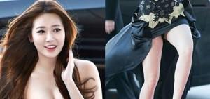 9張Yura's露肩長裙展現曲線身材 與洪宗玄台下頻繁交流