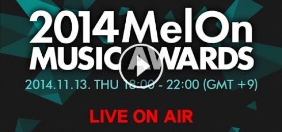 2014 MelOn Music Awards Live
