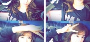 少女時代Tiffany可愛四連拍,「平日的她如此惹人憐愛」