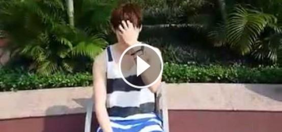李鍾碩 冰桶挑戰