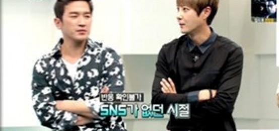 EXO看神話背面全裸寫真超震驚 李玟雨笑稱當時還年輕