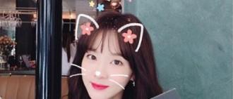 2NE1團散情不散! Dara曬孔旻智簽名CD