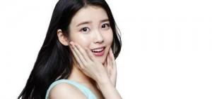 IU化妝品模特三段變身,奢華-甜美-高傲