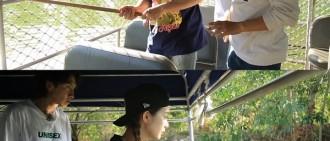 《RM》劉在錫罕見意外失誤 鱷魚體驗之旅遭遇難關