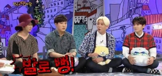 SJ吵架level一般人難敵 希澈踹翻泡麵制止成員大吵