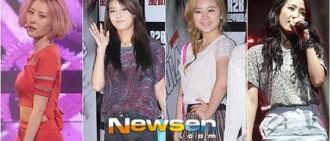 4人Wonder Girls7月後回歸 先藝不參與新輯