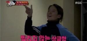 《真正的男人》Amber反轉大跳A Pink《Mr.Chu》