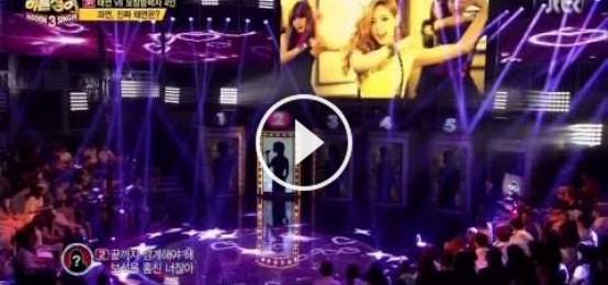 [隱藏的歌手3] 少女時代 (泰妍) - Twinkle