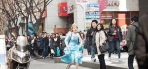 《為純情着迷》金素妍,變身冰雪奇緣Elsa的理由是?
