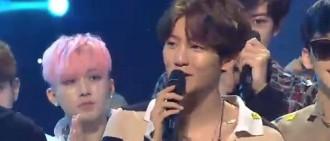 EXO獲《人氣歌謠》冠軍 火爆人氣勢不可擋