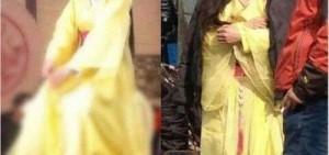 《武神趙子龍》潤娥替身被韓網友吐槽:美女與野獸的現實版