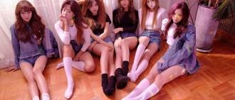 Apink新輯團體預告照發布 清純不失性感