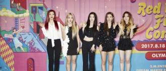 Red Velvet辦首次演唱會 致謝粉絲感慨萬分