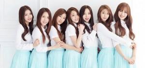 Lovelyz回歸團體清新照公開:依舊只有7人